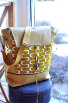 1 Mathea Shopper retro gelb 5